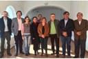 """Charo Cordero, elegida presidenta de la Asociación de Entidades Locales afectadas por Centrales Hidroeléctricas y Embalses. """"DIPUTACIÓN CÁCERES"""" (24/11/2015)"""